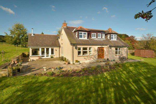 4 Bedrooms Detached House for sale in Lornty Brae, Blairgowrie, Perthshire, PH10