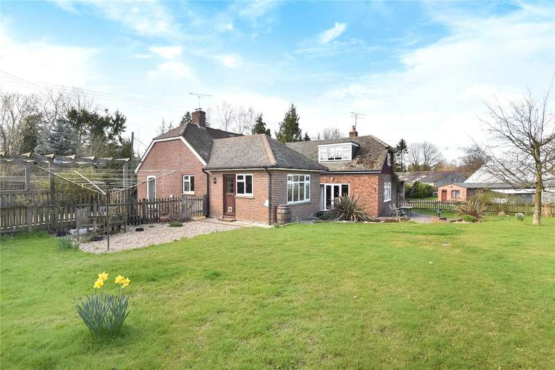 4 Bedrooms Detached House for sale in Haymans Hill, Horsmonden