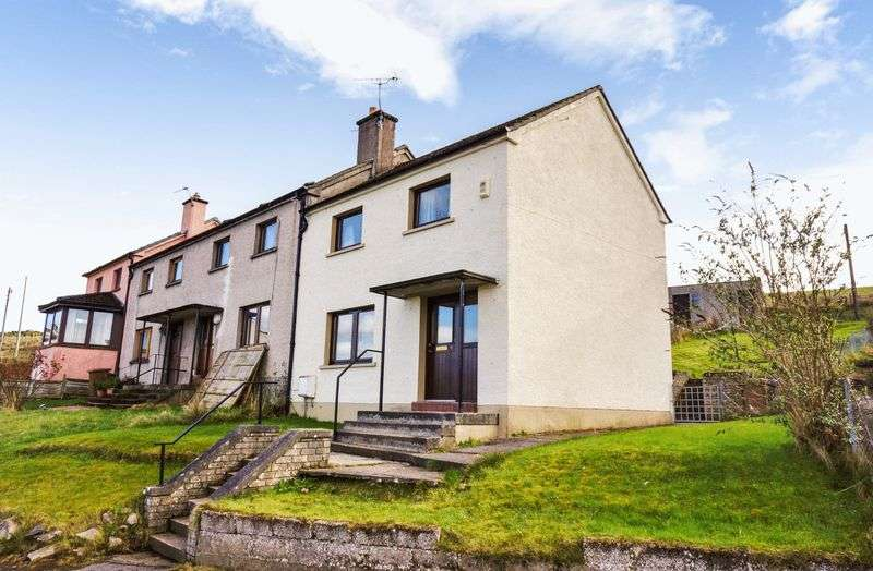 2 Bedrooms Property for sale in Macrae Crescent, Dingwall