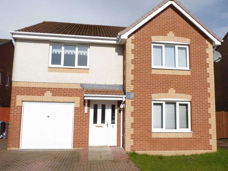 4 Bedrooms Detached House for sale in Macleod Crescent, Clarkston, Airdrie