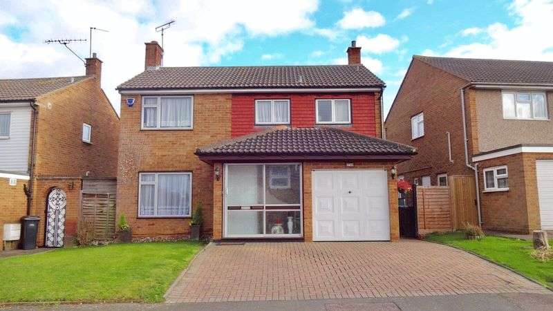 3 Bedrooms Detached House for sale in Greygoose Park, Harlow, Essex