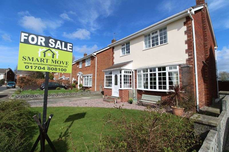 4 Bedrooms Detached House for sale in Fell View, Crossens, Crossens, Southport