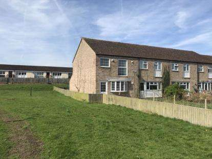 3 Bedrooms End Of Terrace House for sale in Woodroffe Square, Calne, Wiltshire