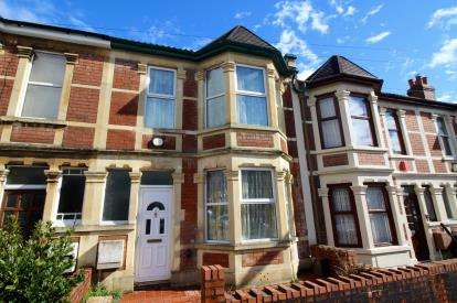 2 Bedrooms Terraced House for sale in Grove Park Road, Brislington, Bristol
