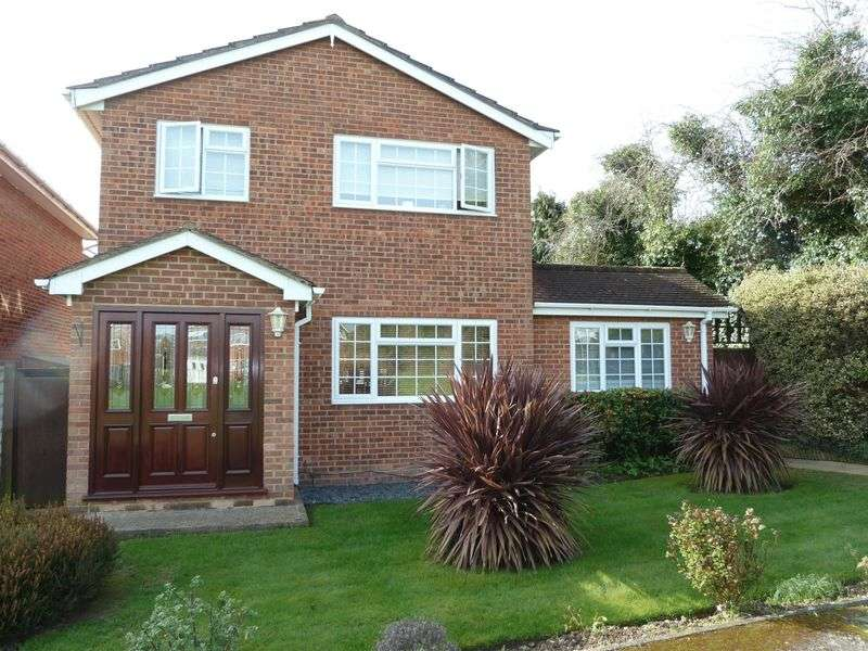 3 Bedrooms Detached House for sale in Archer Way, Swanley