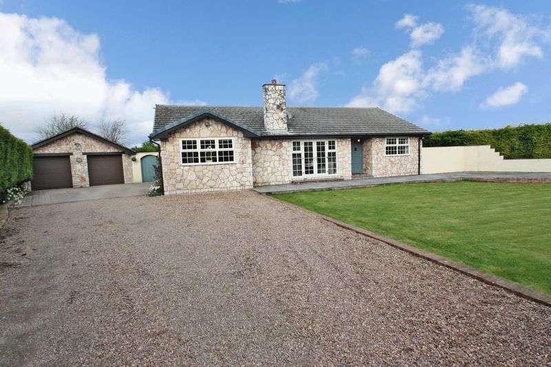 3 Bedrooms Detached Bungalow for sale in Stubbs Lane, Norton