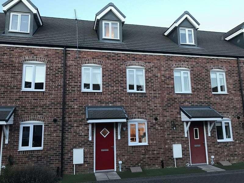 3 Bedrooms Terraced House for sale in Cressida Gardens, Hebburn