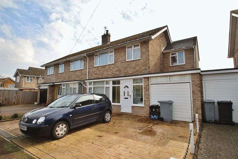 4 Bedrooms Semi Detached House for sale in LONG HANBOROUGH