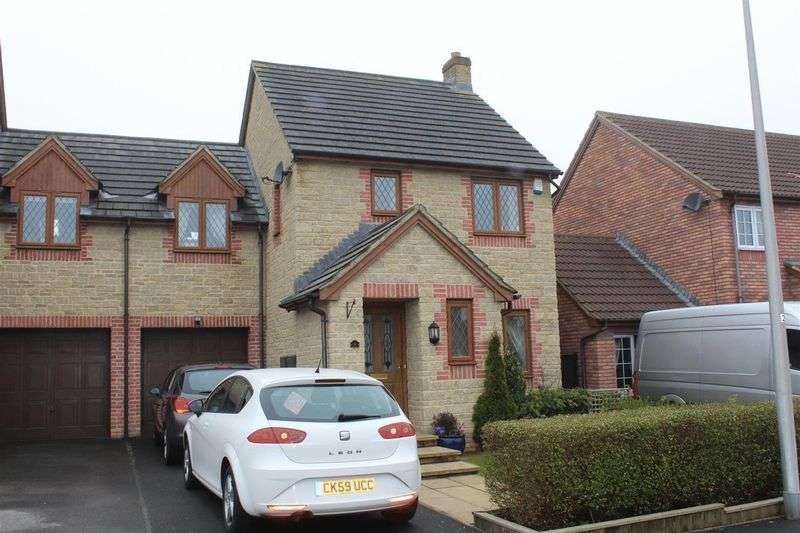 3 Bedrooms House for sale in Buttercup Crescent, Weston-Super-Mare