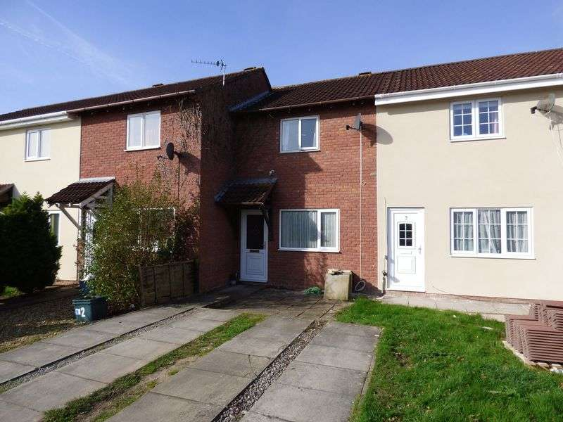 2 Bedrooms Terraced House for sale in Elton Road, Worle, Weston-Super-Mare