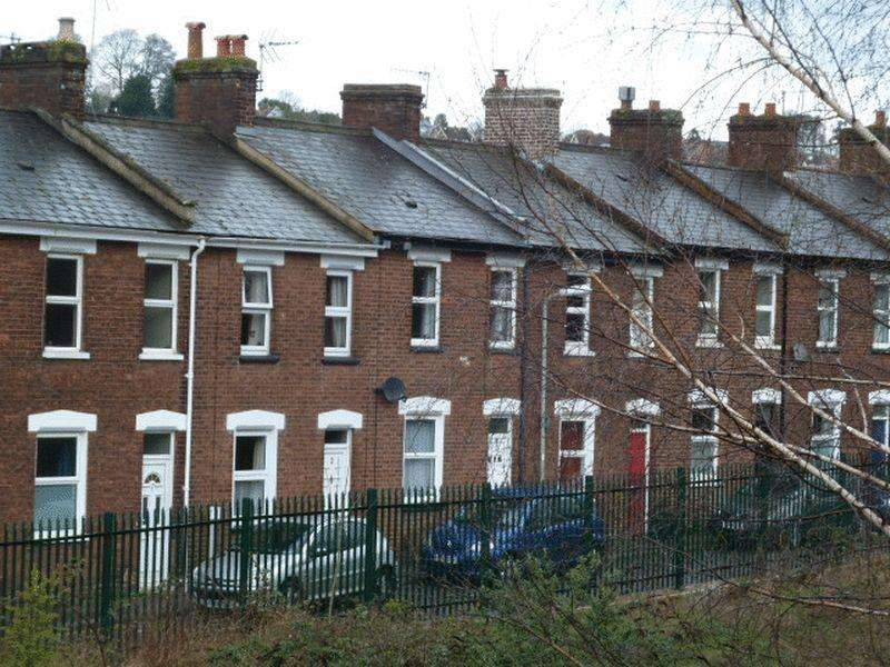 2 Bedrooms Terraced House for sale in South View Terrace, Exeter