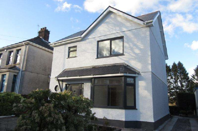 3 Bedrooms Detached House for sale in Clasemont Road, Morriston, Swansea, City County of Swansea.