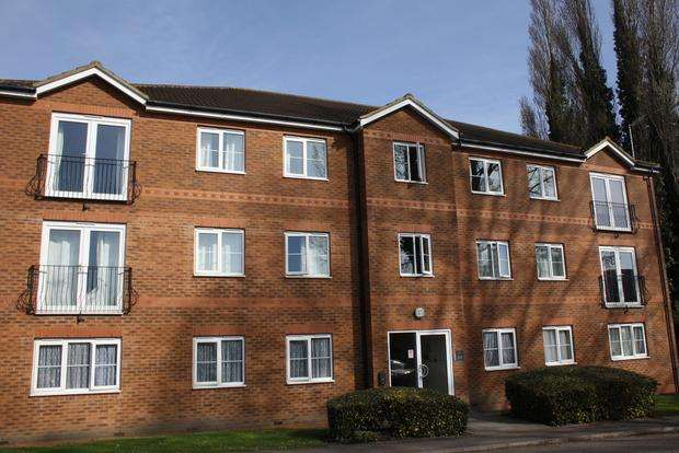 2 Bedrooms Flat for sale in The Junction, March, PE15