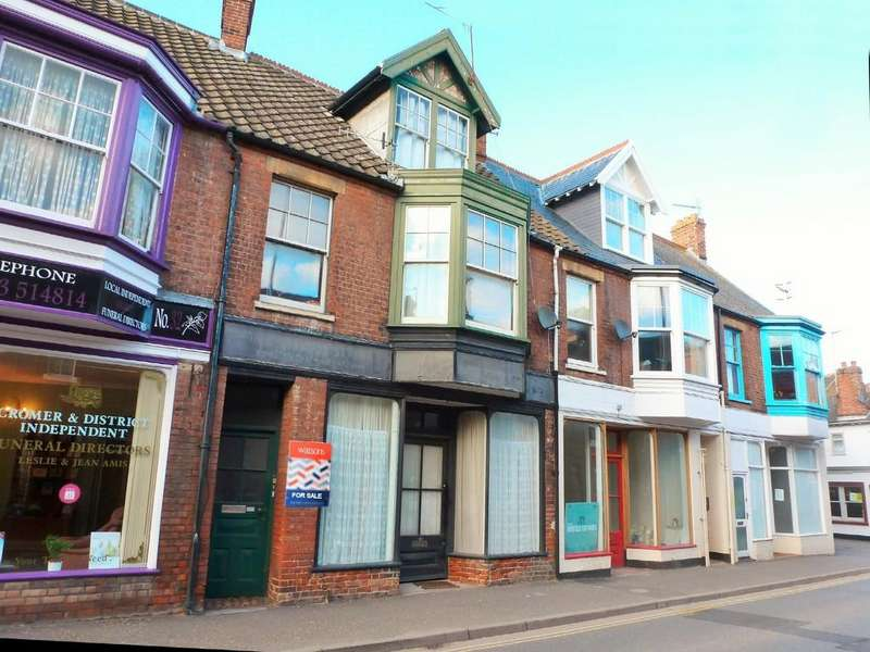 5 Bedrooms Town House for sale in Cromer