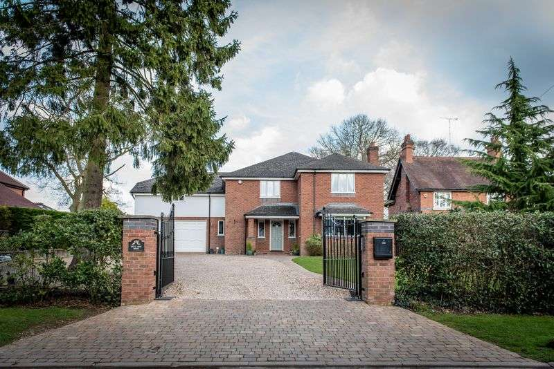 5 Bedrooms Detached House for sale in Meeting House Lane, Balsall Common