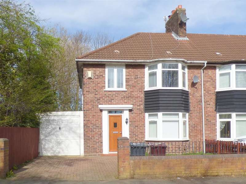 3 Bedrooms Terraced House for sale in Park View, Huyton, Liverpool