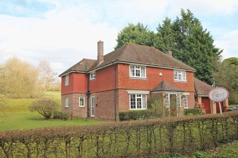 4 Bedrooms Detached House for sale in Crittenden Road, Matfield