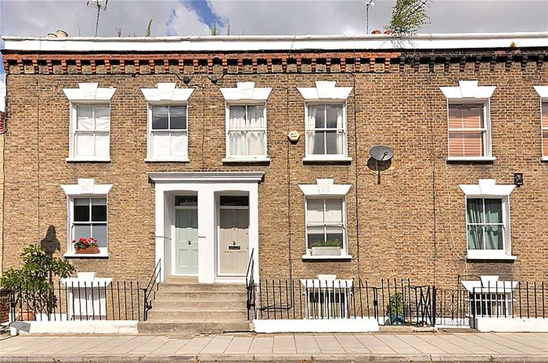 3 Bedrooms Terraced House for sale in Heath Road, London, SW8