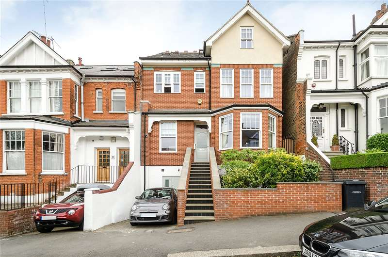 5 Bedrooms Terraced House for sale in Woodland Rise, London, N10