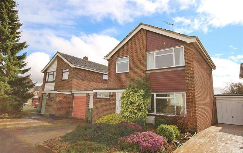 3 Bedrooms Link Detached House for sale in Windrush Way, Abingdon-on-Thames, OX14