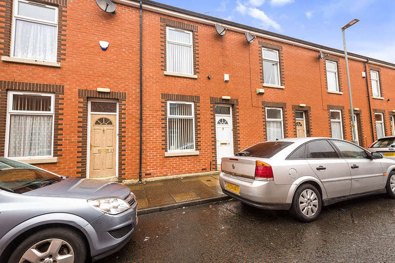 2 Bedrooms Property for sale in Randolph Street, Blackburn, BB1