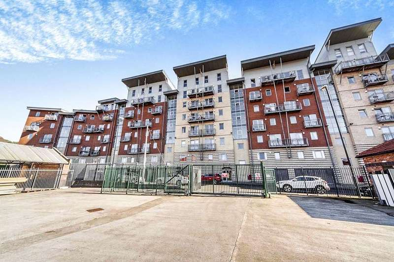 2 Bedrooms Flat for sale in (portfolio) Low Street, City Centre, Sunderland, SR1
