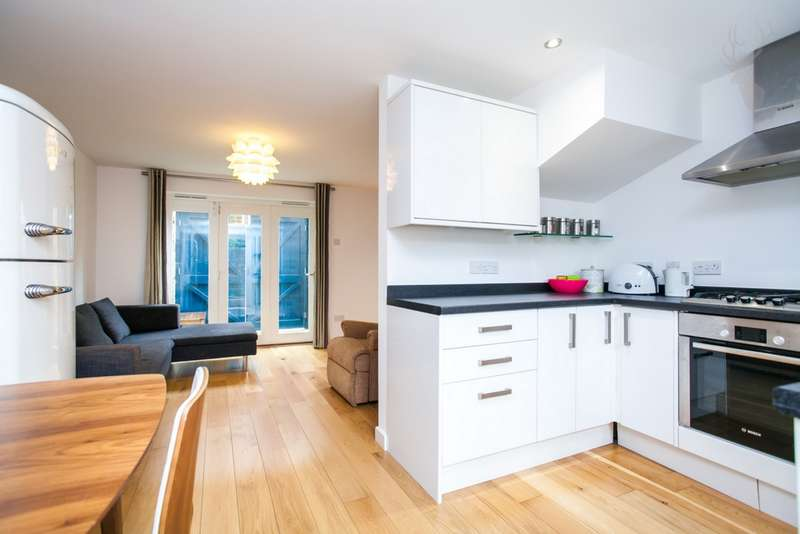 2 Bedrooms House for sale in Coach House, Athelstane Grove, Bow, E3