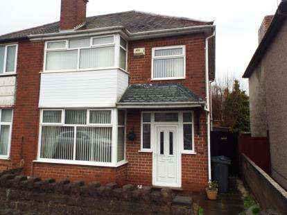 3 Bedrooms Semi Detached House for sale in Bordesley Green East, Stechford, Birmingham, West Midlands