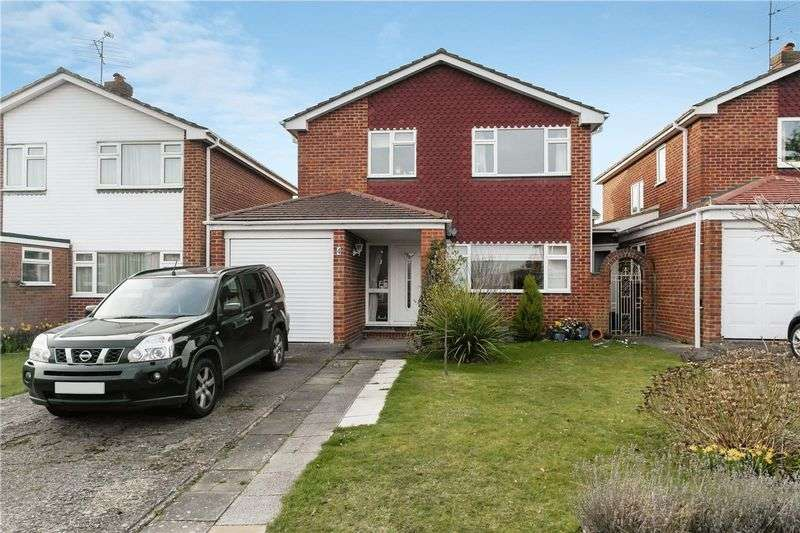 3 Bedrooms Property for sale in Hindhead Road, Reading