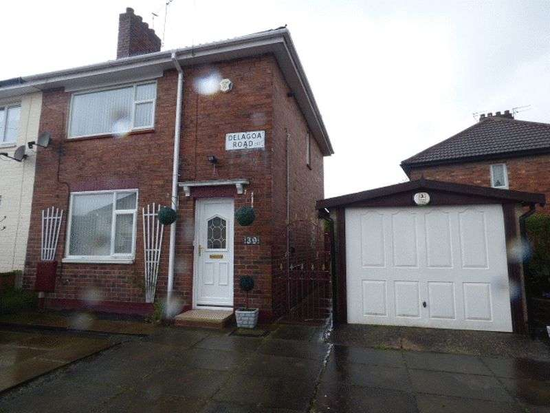 3 Bedrooms Terraced House for sale in Delagoa Road, Liverpool