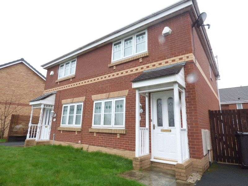 3 Bedrooms Semi Detached House for sale in Penda Drive, Kirkby