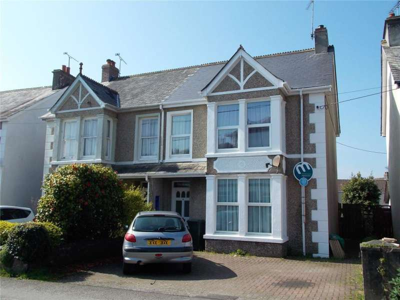 5 Bedrooms Semi Detached House for sale in Eastcliffe Road, Par