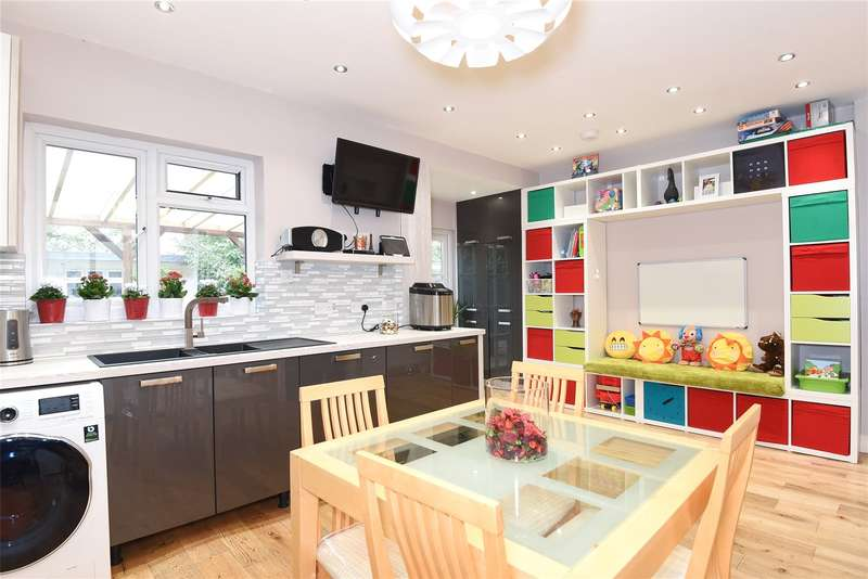 3 Bedrooms Terraced House for sale in Vaughan Road, Harrow, Middlesex, HA1