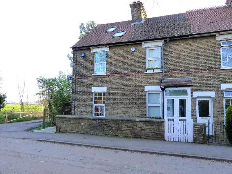 3 Bedrooms End Of Terrace House for sale in Cranford Lane, Harlington, UB3 5HB