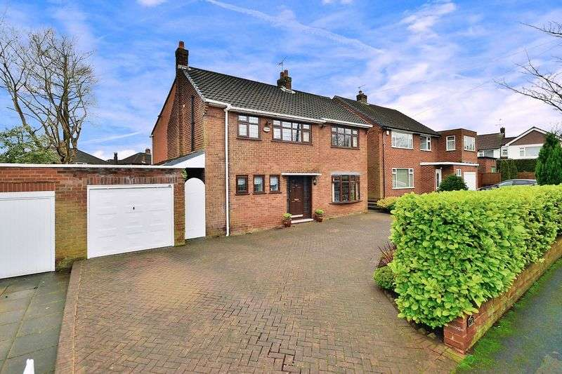4 Bedrooms Detached House for sale in Forest Grove, Prescot