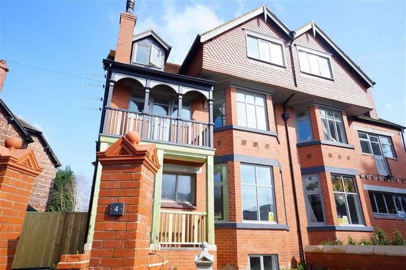 2 Bedrooms Property for sale in 4 Wellington Crescent, Old Trafford, Trafford, M16