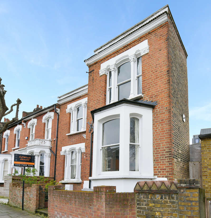 3 Bedrooms End Of Terrace House for sale in Legard Road, N5 1DE