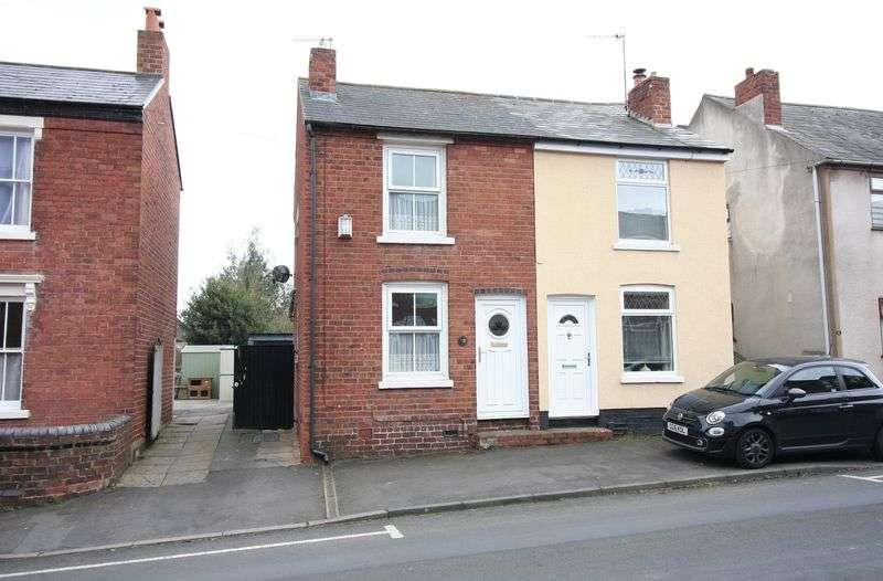 2 Bedrooms Semi Detached House for sale in WORDSLEY, Belle Vue