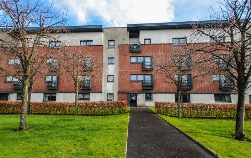 2 Bedrooms Flat for sale in Mulberry Square, Renfrew