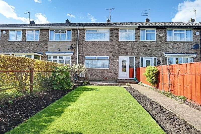 3 Bedrooms Terraced House for sale in Newtondale, Sutton Park