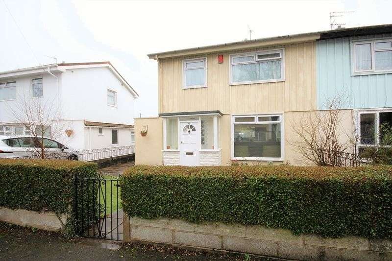 3 Bedrooms Semi Detached House for sale in Aberdulais Road, Gabalfa