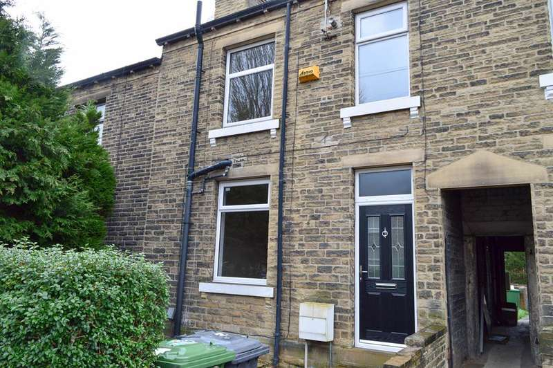2 Bedrooms Terraced House for sale in Dewhurst Road, Fartown, Huddersfield, HD2 1BW