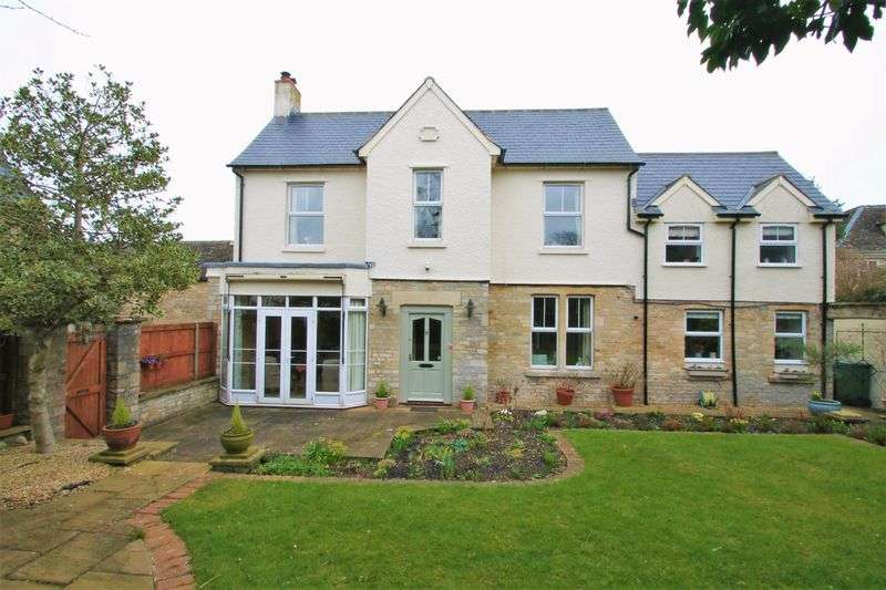 4 Bedrooms Detached House for sale in Church Lane, Cricklade, Wiltshire