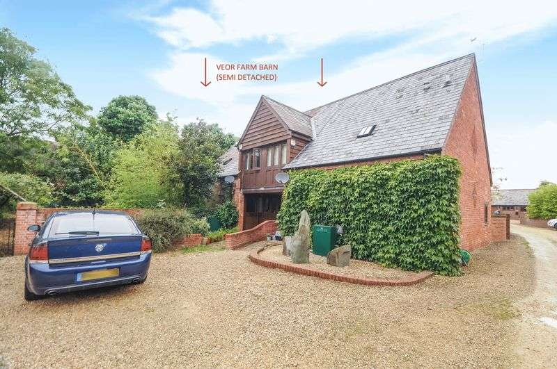 3 Bedrooms Semi Detached House for sale in Childrey, Wantage