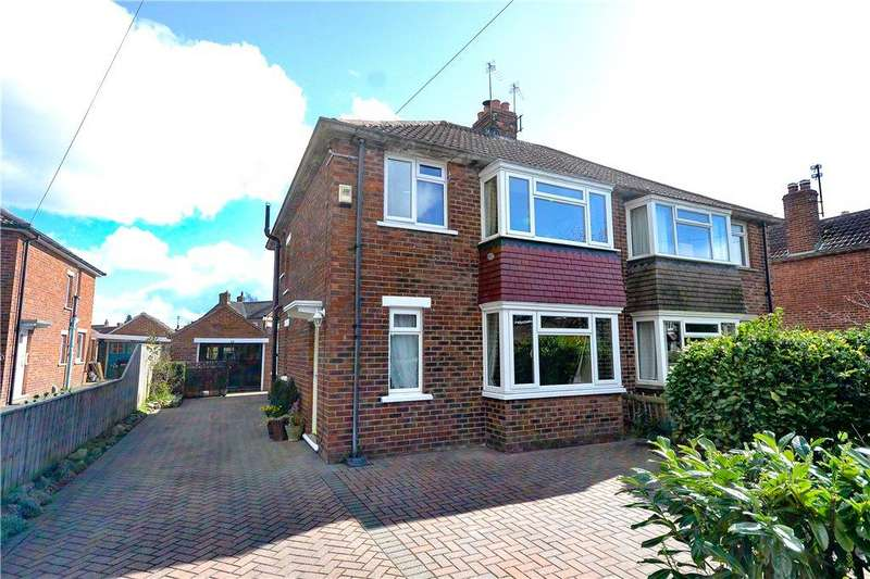 3 Bedrooms Semi Detached House for sale in Springfield, Stokesley, North Yorkshire