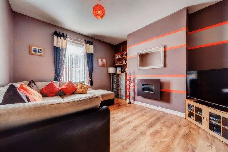 2 Bedrooms Flat for sale in Sidney Street, Blyth