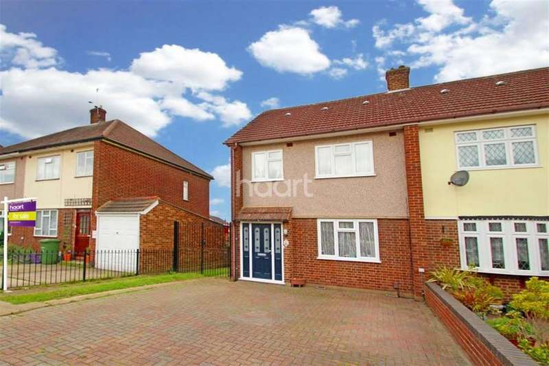 3 Bedrooms End Of Terrace House for sale in Rutland Drive