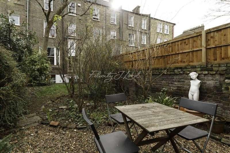 1 Bedroom Flat for sale in Evering Road, N16