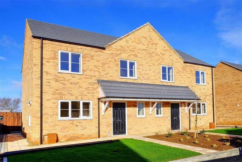 2 Bedrooms Semi Detached House for sale in Daniels End, Willingham, Cambridge