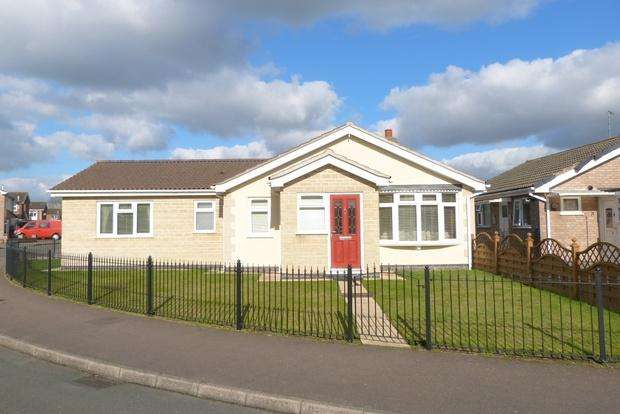 3 Bedrooms Bungalow for sale in Yeomans Dale, East Goscote, Leicester, LE7